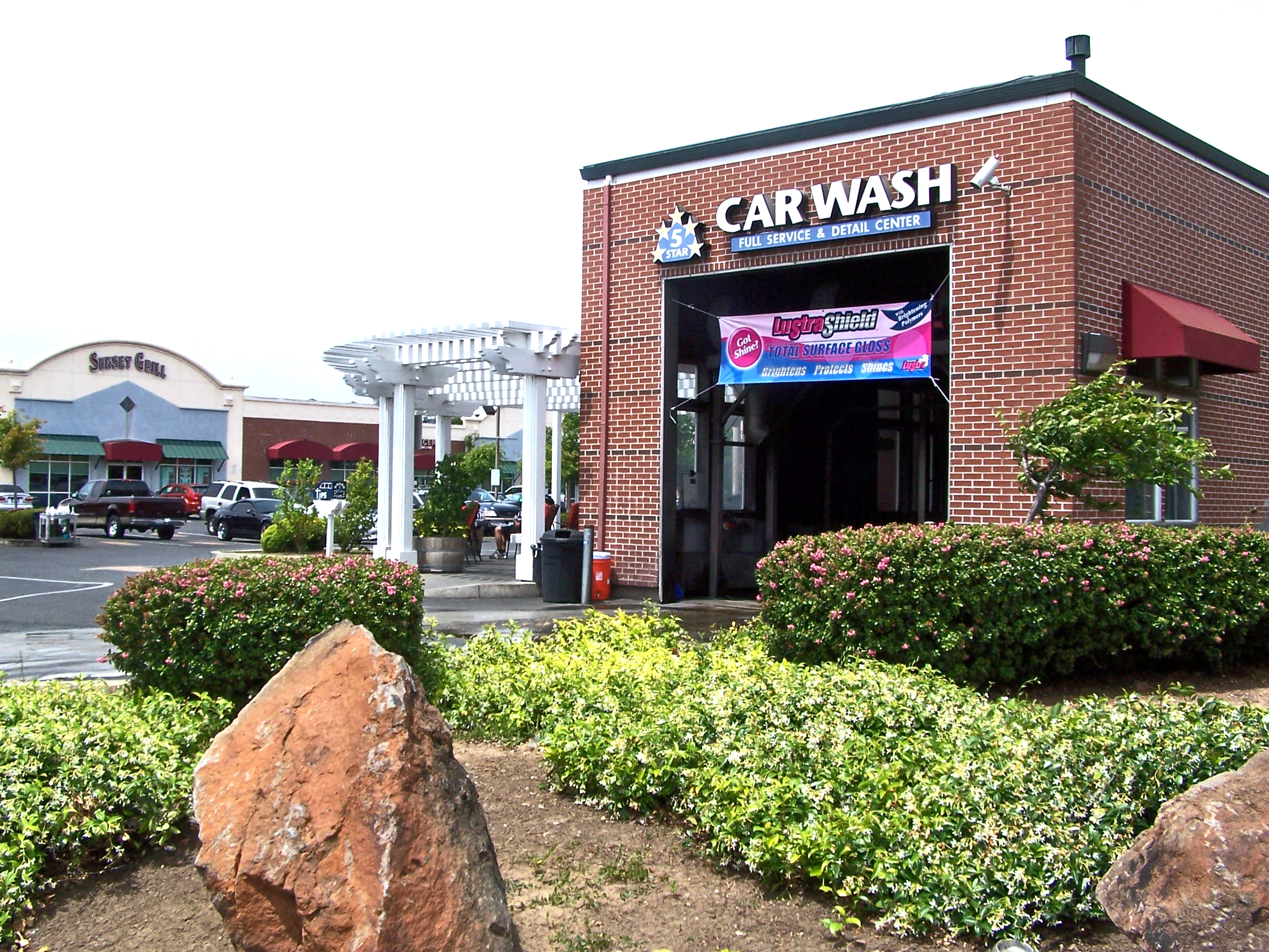 Star Car Wash Detail Center Vacaville Ca