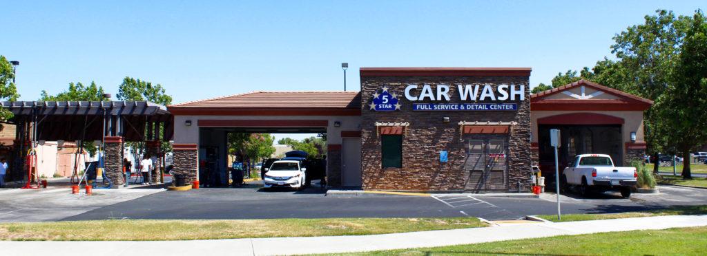 Star Car Wash Detail Center Vacaville Ca