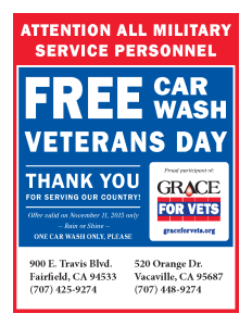 Grace for Vets 2015 with addresses