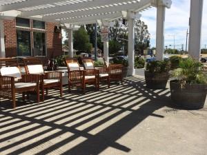 5 Star Carwash Fairfield Location patio