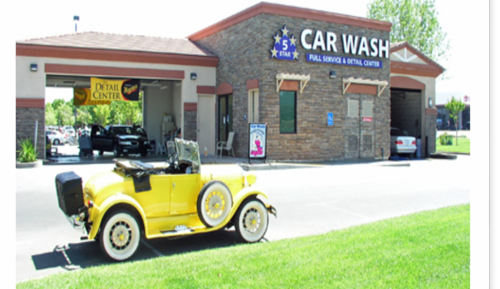 Star Car Wash Vacaville Hours