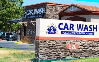 5 star car wash and detail center locations and hours solutioingenieria Image collections